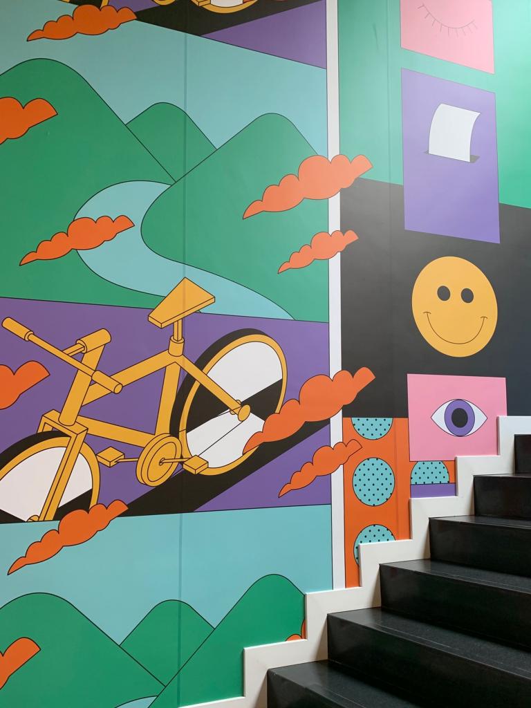 stairs tchai tchi 2020